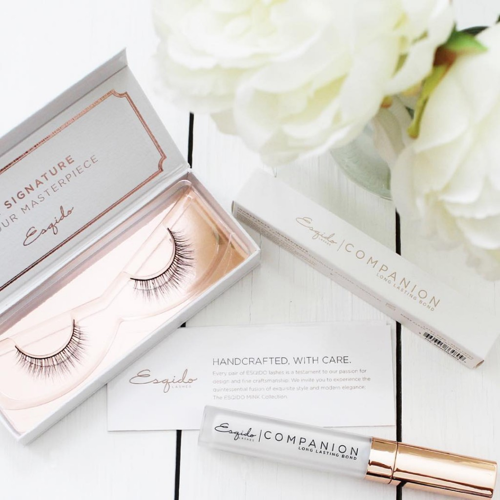 Another style of gorgeous Esqido lashes to try These arehellip