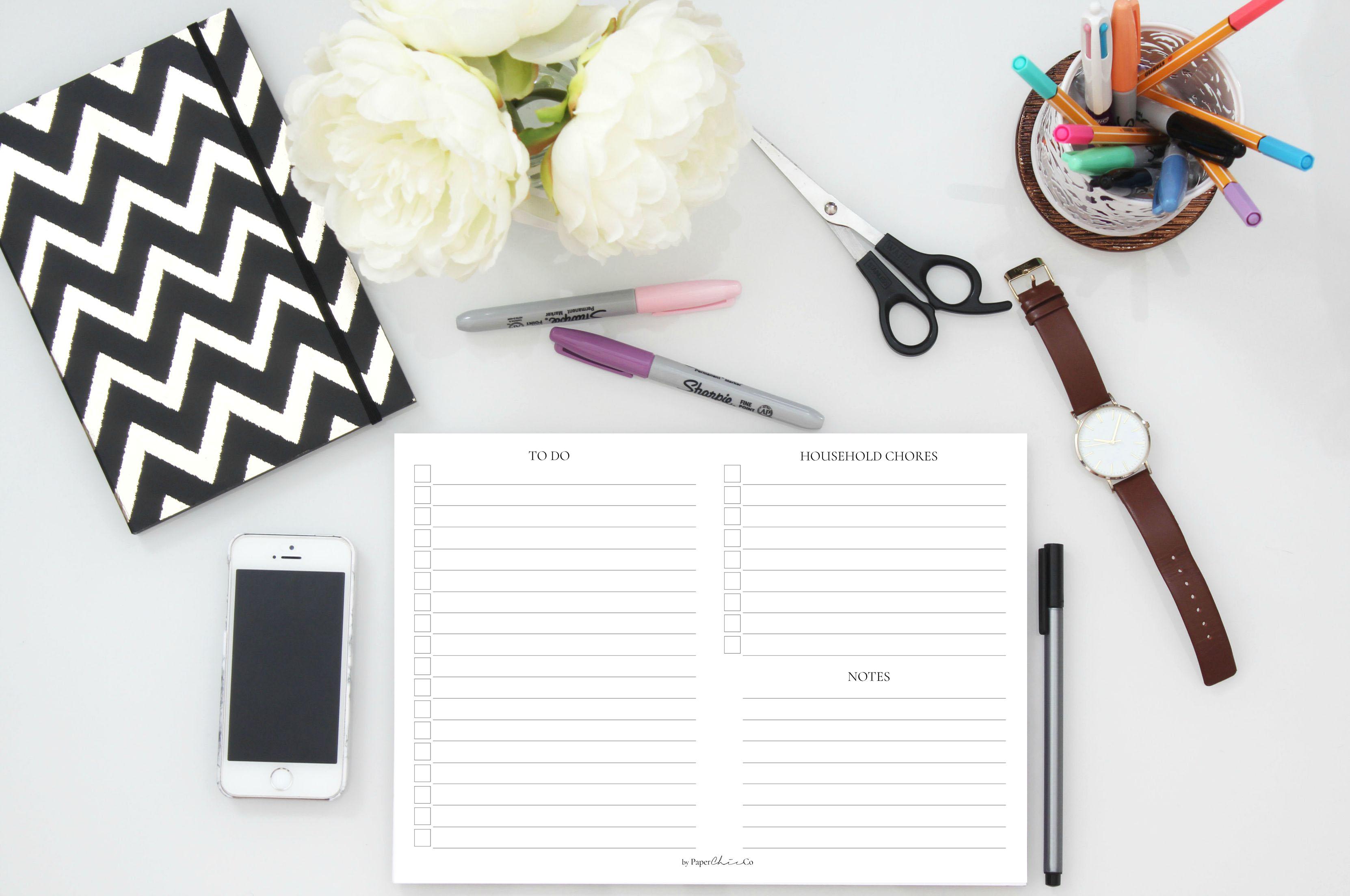 Simple planner