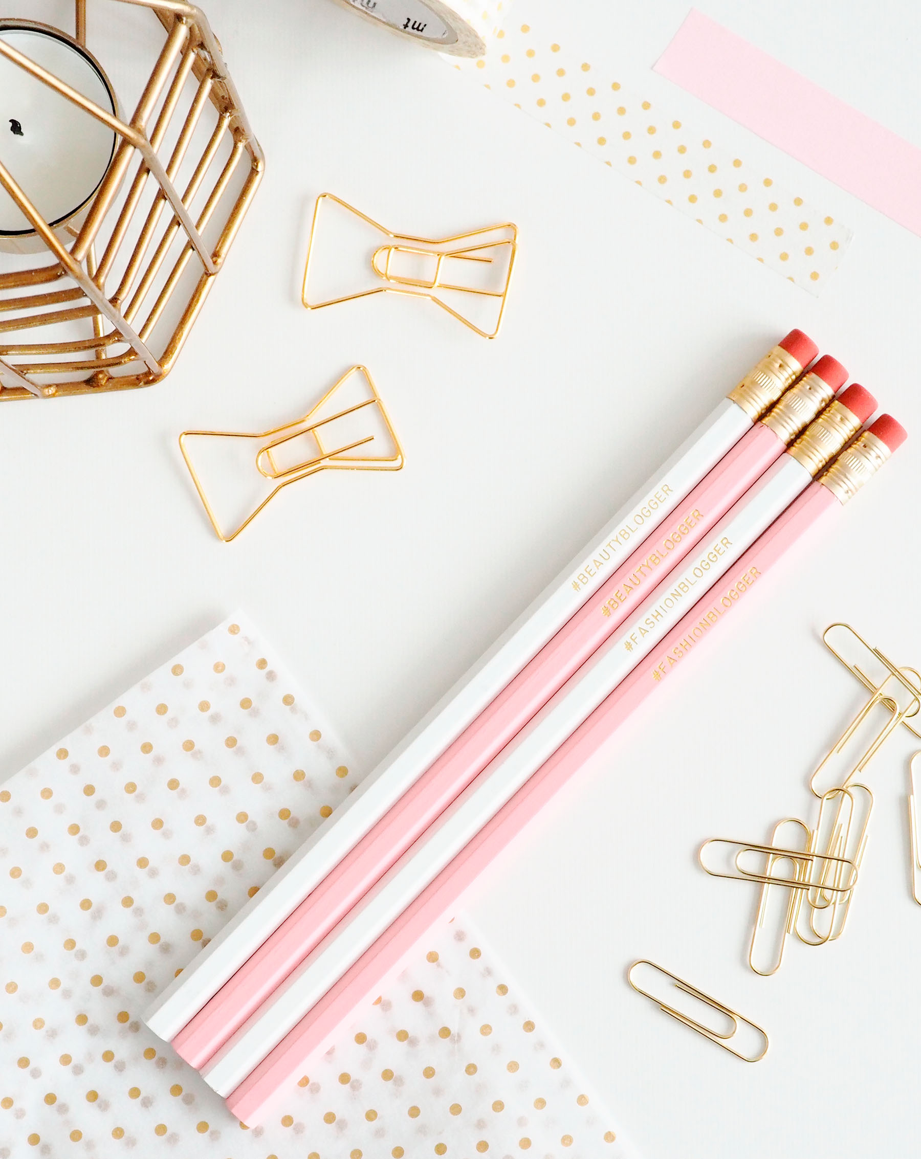 PaperChicCo pencils sets