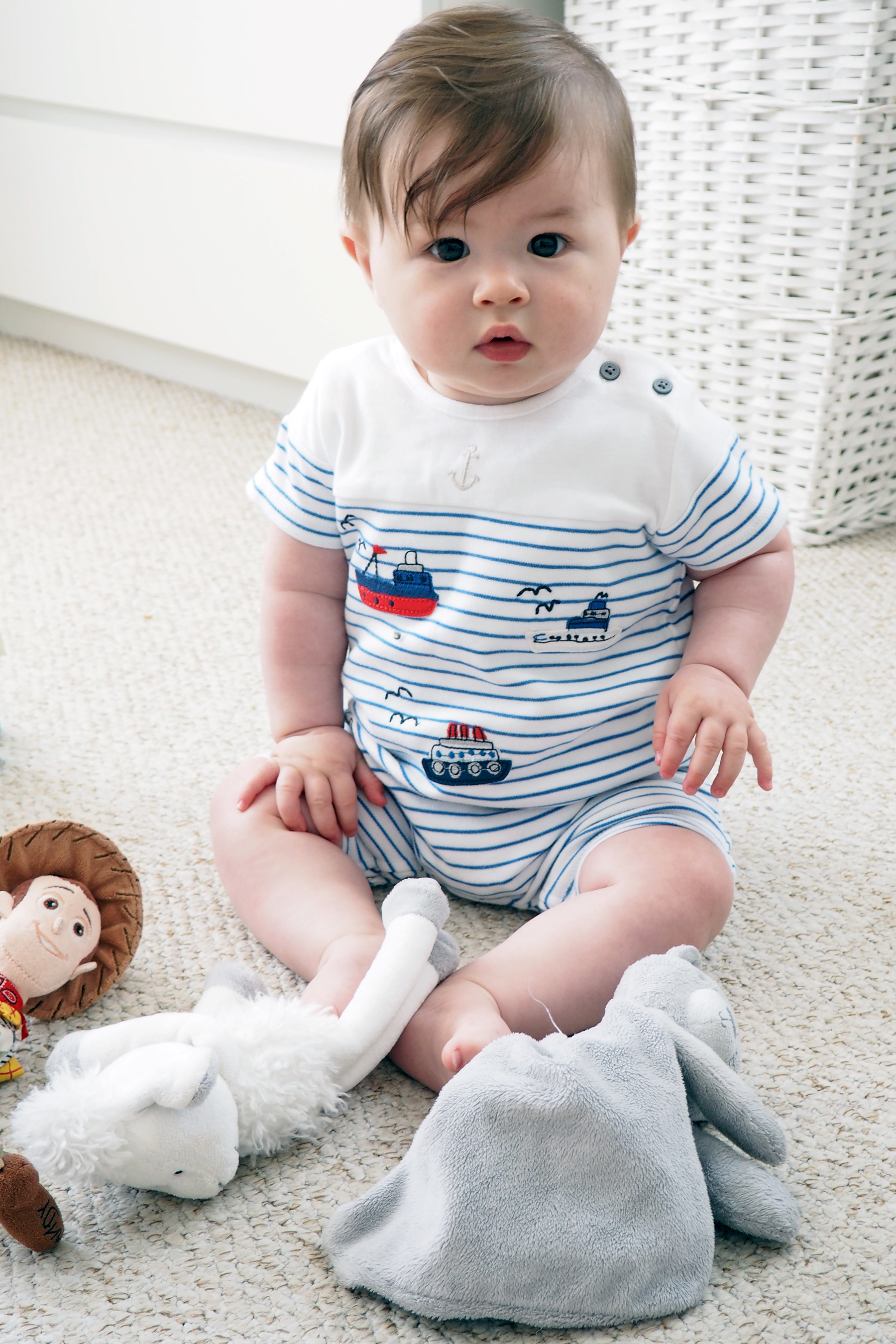7 George's 6 month Update