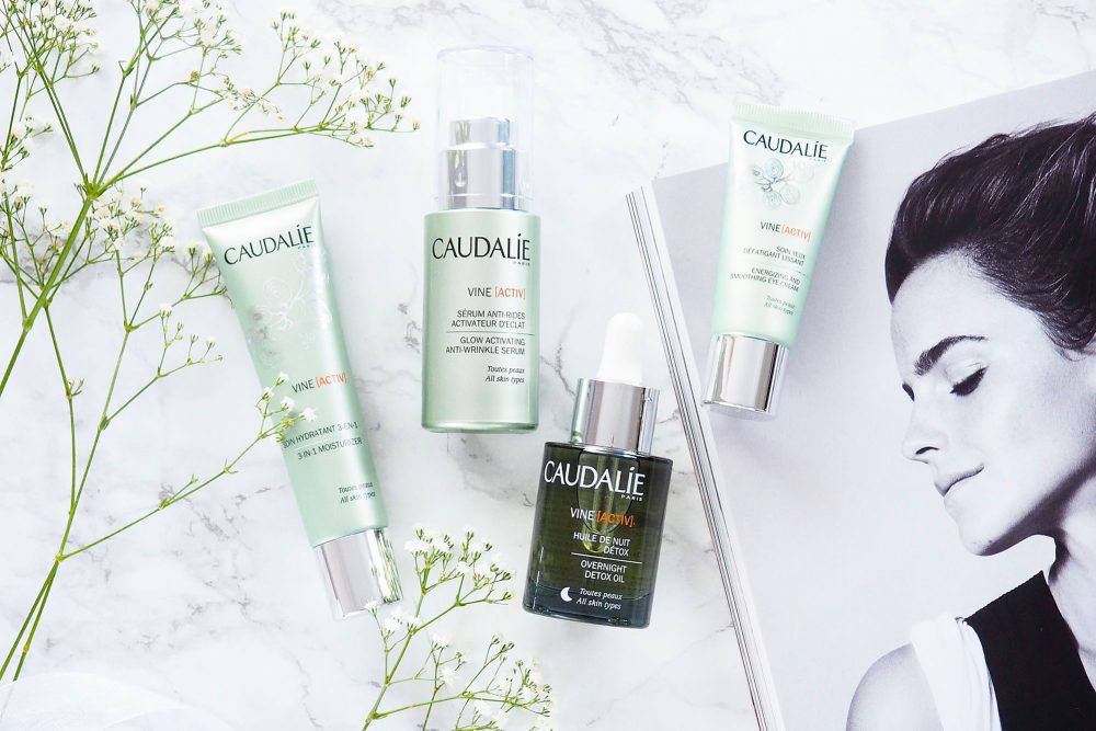 Caudalie Vine[Activ] Range - Beauty and the Chic