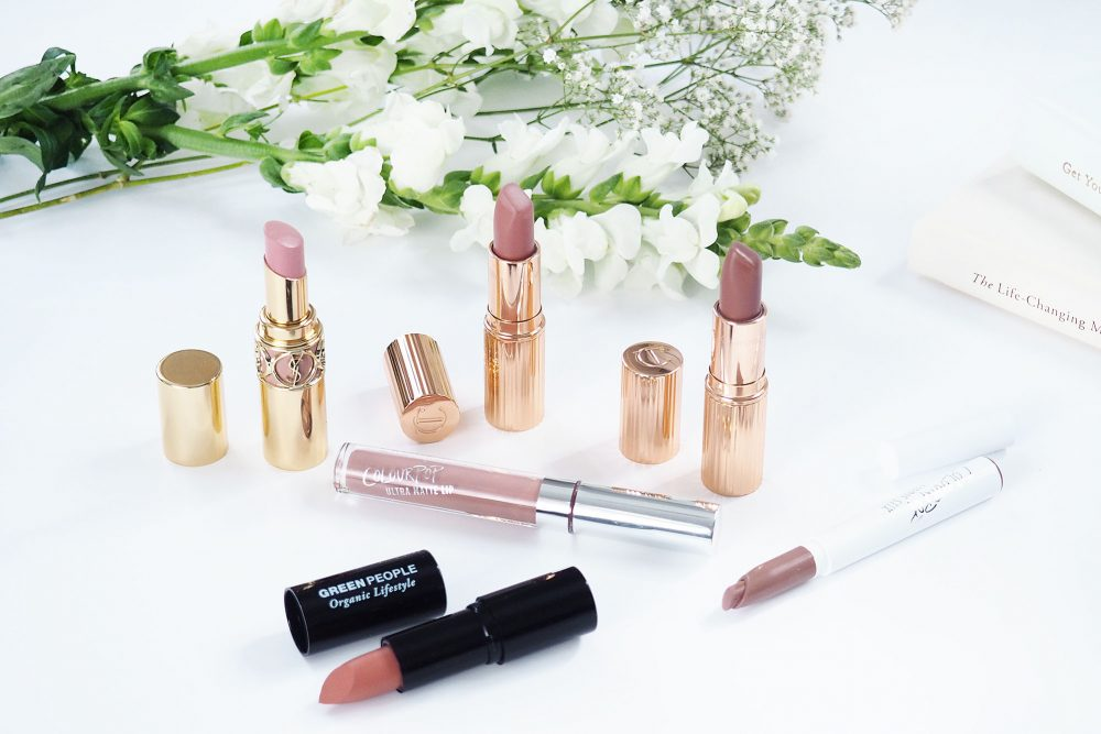 Nude Lips - Beauty and the Chic