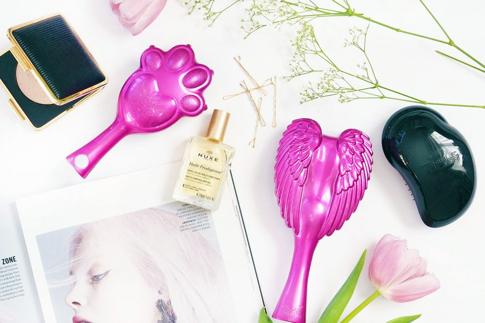 Tangle Angel VS Tangle Teezer - Beauty and the Chic