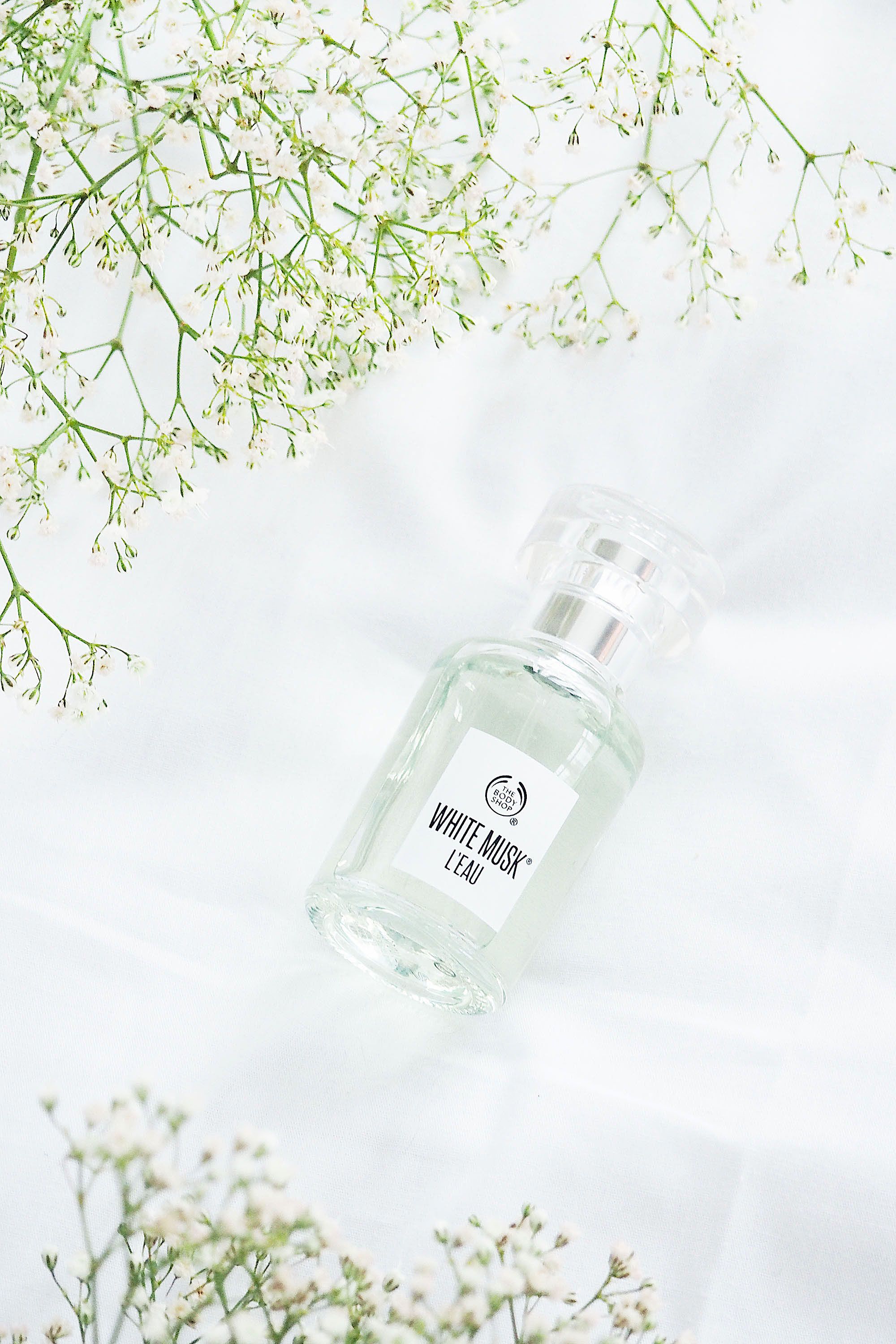 The Body Shop White Musk L'eau - Beauty and the Chic